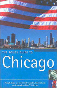 roughguidechicago-front cover