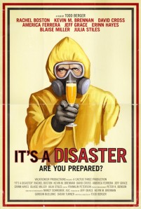 its_a_disaster poster