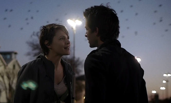 Amy Seimetz and Shane Carruth try to figure out whose memories are whose in 'Upstream Color'