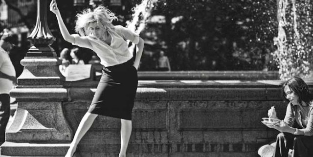 THRILL to Greta Gerwig's dancing in 'Frances Ha' in IMAX!