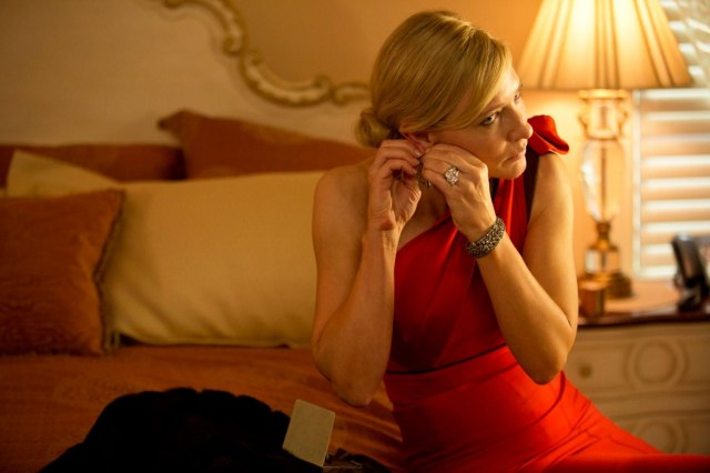 Cate Blanchett teetering on the brink in 'Blue Jasmine'