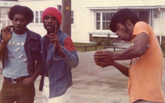 Detroit's Death: The first punk band?