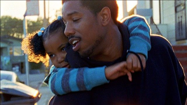 Ariana Neal and Michael B. Jordan in 'Fruitvale Station'