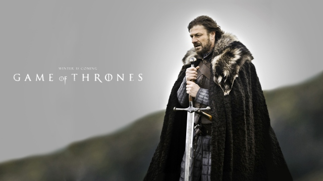Winter is coming...eventually.