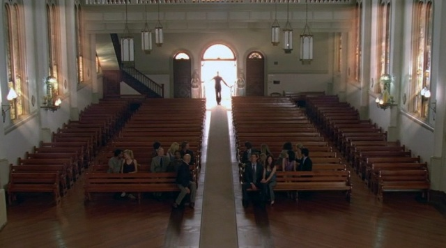 Why not in a church? The non-ending of 'Lost'.