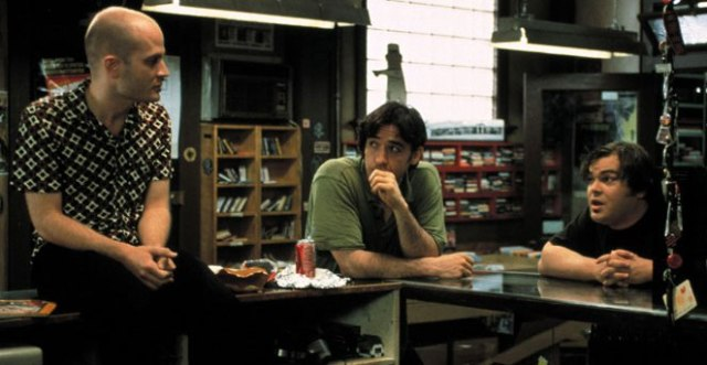 They're here to make you feel bad about your choices: the record-store clerks of 'High Fidelity'.