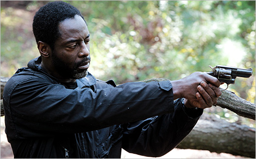 Isaiah Washington plays John Allen Muhammad in 'Blue Caprice.'