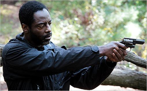 Isaiah Washington plays John Allen Muhammad in 'Blue Caprice.'