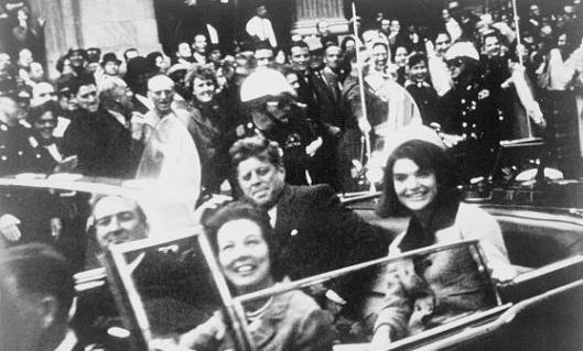 "The morning of November 22, 1963, JFK told Jackie, ""We're heading into nut country today"""