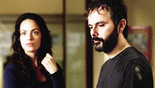 Berenice Bejo and Ali Mosaffa in 'The Past'
