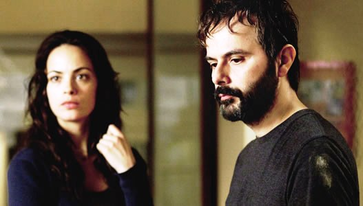 Berenice Bejo and Ali Mosaffa in 'The Past'