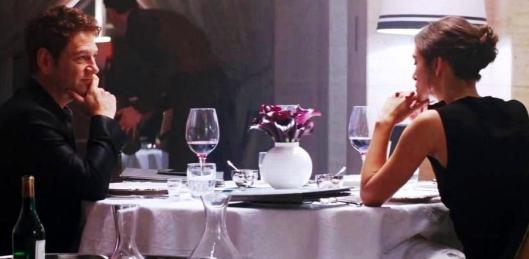 Kenneth Branagh and Keira Knightley get friendly