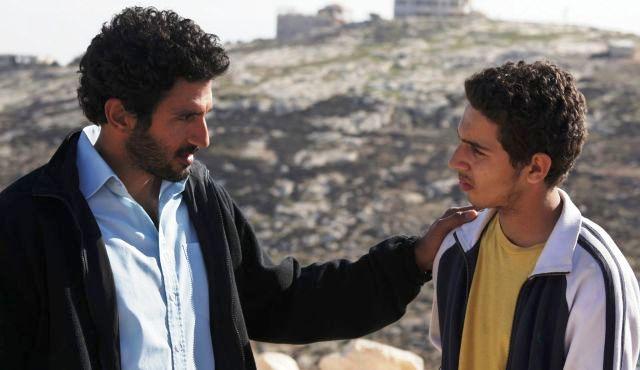 Tsahi Halevy and Shadi Mar'i in 'Bethlehem'