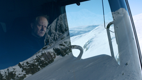 Stellan Skarsgard in 'In Order of Disappearance (image courtesy of TrustNordisk)