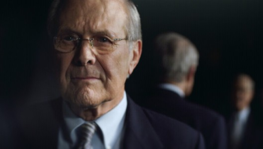 Don Rumsfeld faces the past (or not) in 'The Unknown Known'