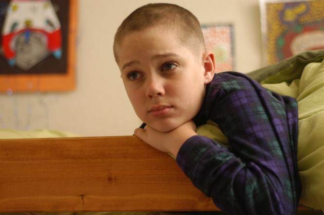 Ellar Coltrane in 'Boyhood' (IFC Films)