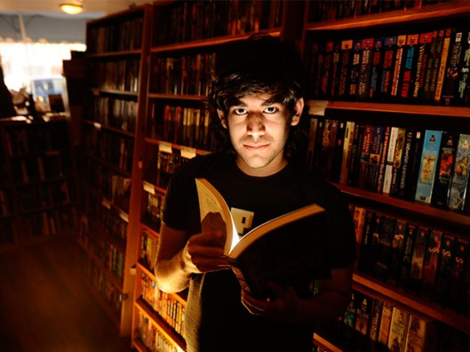 Aaron Swartz: 'The Internet's Own Boy' (Filmbuff)