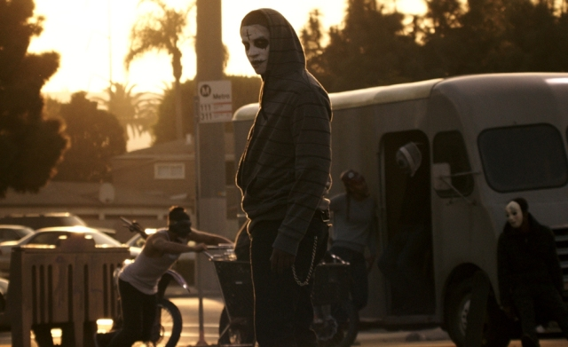 In 'The Purge: Anarchy' all crime is legal for one annual twelve-hour free-for-all (Universal Pictures)
