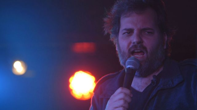 Dan Harmon gets angry on 'Harmontown' (The Orchard)