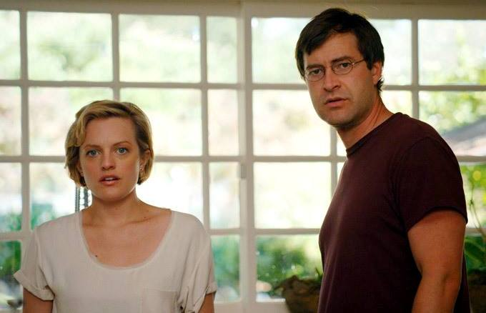 Elisabeth Moss and Mark Duplass get a surreal bit of marriage counseling in 'The One I Love' (RADiUS-TWC)