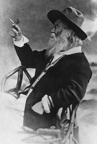Walt Whitman (Library of Congress)