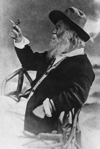 Walt Whitman (Library of Congress)
