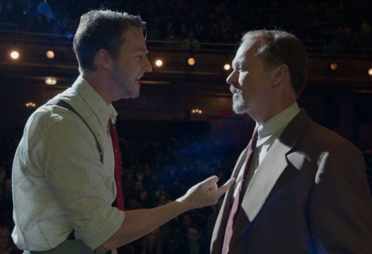 Edward Norton and Michael Keaton in 'Birdman' (Fox Searchlight Pictures)
