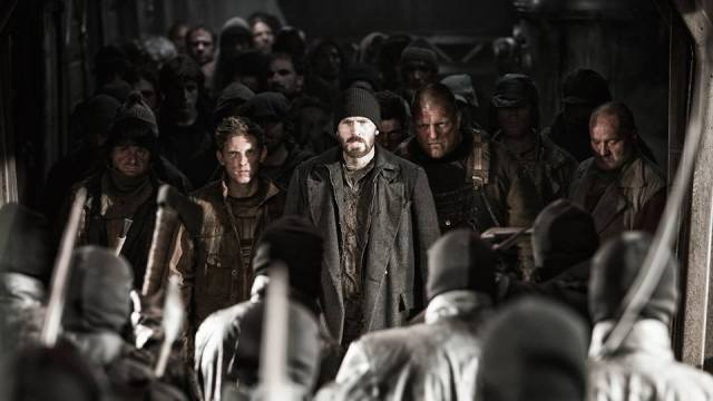 'Snowpiercer': We'd like a seat in first class, please (Anchor Bay)