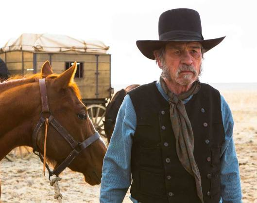 Tommy Lee Jones in 'The Homesman' (Roadside Attractions)