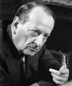 Andre Malraux, circa 1974.