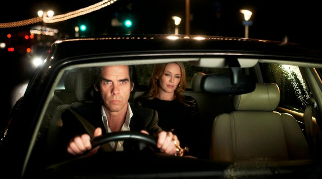 Nick Cave drives to parts unknown with Kylie Minogue in '20,000 Days on Earth' (Drafthouse Films)