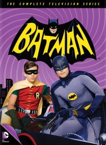 Batman-DVD set