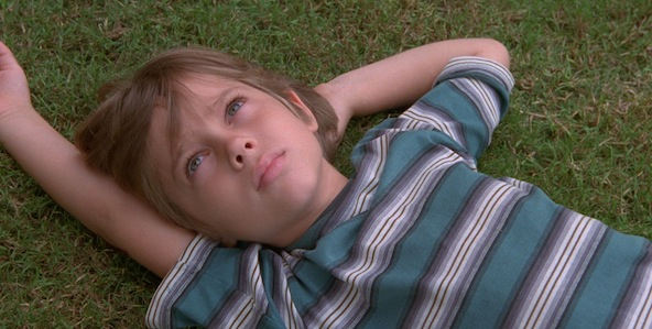 Dreaming of greatness, or just dreaming, in 'Boyhood' (IFC Films)