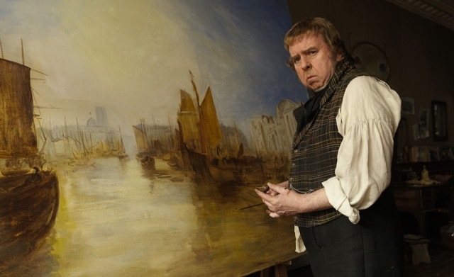 Timothy Spall in 'Mr. Turner' (Sony Pictures Classics)