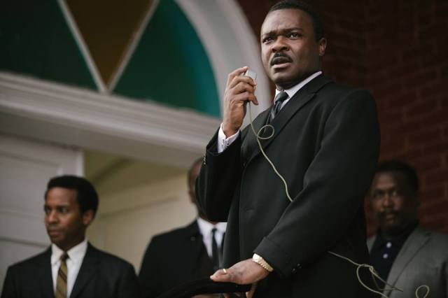 Martin Luther King, Jr. (David Oyelowo) leads the charge in 'Selma' (Paramount Pictures)