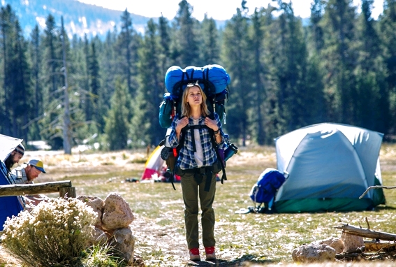 Reese Witherspoon explores the great outdoors and finds herself in 'Wild' (Fox Searchlight)