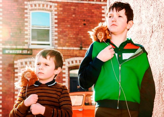Ireland's Oscar-nominated short film 'Boogaloo and Graham' (ShortsHD)