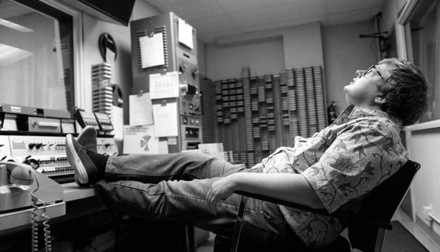 The writer at rest: 'Life Itself' (Magnolia Pictures)