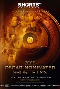Oscar shorts-poster