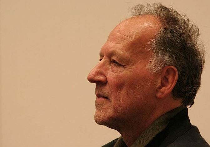Werner Herzog (photo by Erinc Salor)