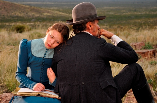 Viggo Mortensen (right) in 'Jauja' (Cinema Guild)