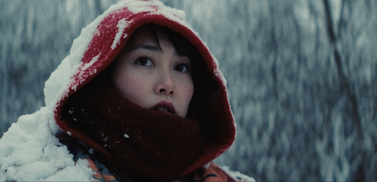 Rinko Kikuchi goes to the Great White North in 'Kumiko, the Treasure Hunter' (Amplify)