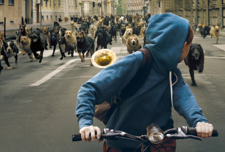 'White God': The dogs are coming (Magnolia Pictures)