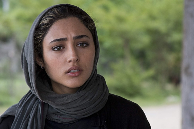 Golshifteh Farahani in the mystery 'About Elly' (Cinema Guild)
