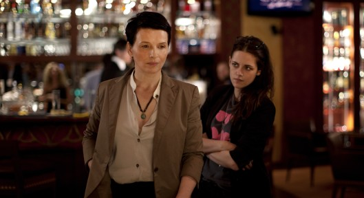 Juliette Binoche and Kristen Stewart in 'Clouds of Sils Maria' (Sundance Selects)