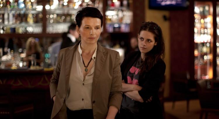 Juliette Binoche and Kristen Stewart in 'Clouds of Sils Maria' (Sundance Selects)