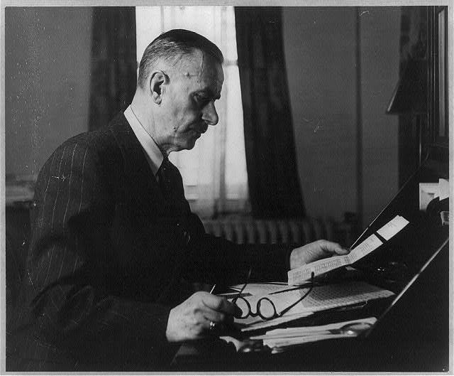 Thomas Mann; he wrote.