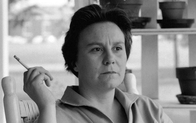 Harper Lee, c. 1962.