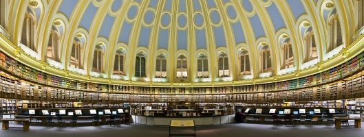 British Museum Reading Room (Diliff)