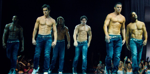 No need for shirts in 'Magic Mike XXL'  (Warner Bros.)